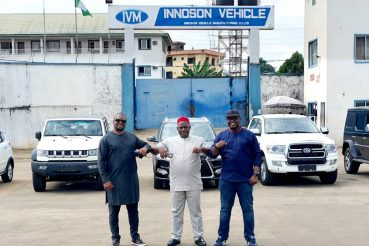 Plentywaka Collaboration with Innoson Vehicle Partnership