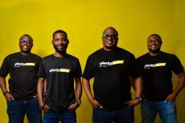 Plentywaka Founders (L-R); Onyeka Akumah, Afolabi Oluseyi, Johnny Ena, and John Shaibu.