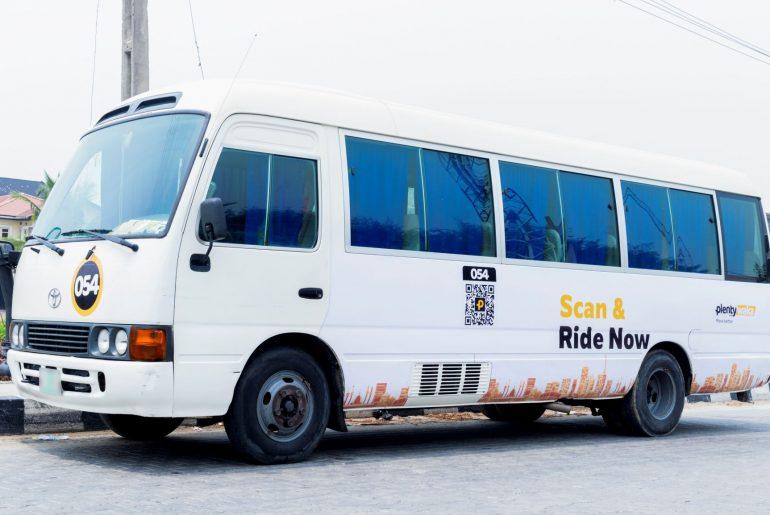 Plentywaka Coaster Bus